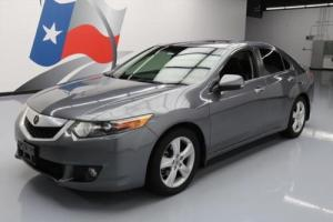 2010 Acura TSX AUTO SUNROOF HTD LEATHER REAR CAM