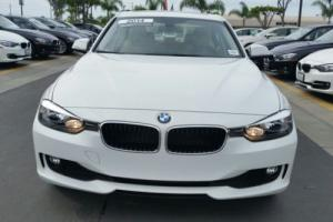 2014 BMW 3-Series 320i Photo