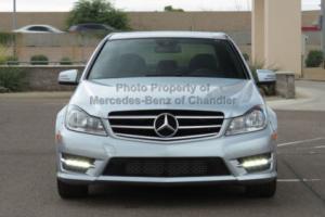 2014 Mercedes-Benz C-Class 4dr Sedan C250 Sport RWD