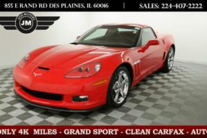 2012 Chevrolet Corvette Z16 Grand Sport w/1LT