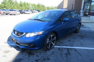 2014 Honda Civic 4dr Manual Si w/Navi