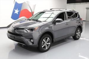 2016 Toyota RAV4 XLE AUTO SUNROOF REAR CAM ALLOYS