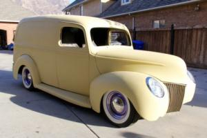 1941 Ford 1941 Ford Panel Truck/Van