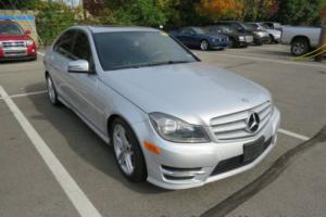 2013 Mercedes-Benz C-Class 4dr Sedan C300 Sport 4MATIC