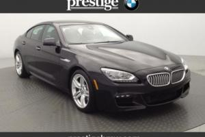 2014 BMW 6-Series 650i xDrive