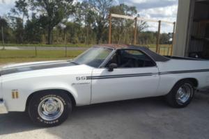 1974 Chevrolet El Camino SS