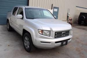 2006 Honda Ridgeline RTL 4 Door Crew Cab 3.5L V6 4WD Truck Leather