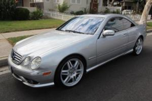2004 Mercedes-Benz 500-Series