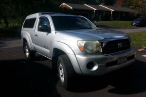 2008 Toyota Tacoma SR5