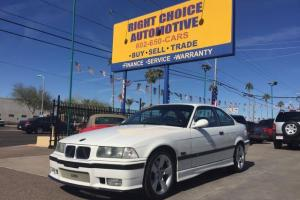 1995 BMW M3 coupe sport