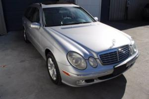 2005 Mercedes-Benz E-Class E320 4Matic AWD 3.2L V6 Wagon Navigation