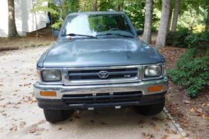 1995 Toyota Other Extended Cab Photo