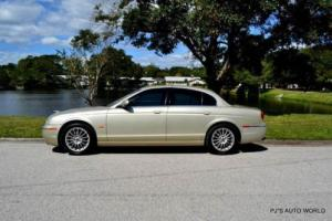 2006 Jaguar S-Type 3.0 4dr Sedan