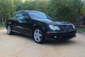 2003 Mercedes-Benz CLK-Class 5.0L Photo