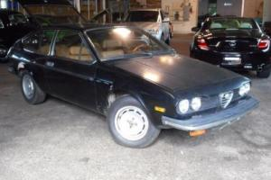 1979 Alfa Romeo Other GTV Alfetta GT COUPE