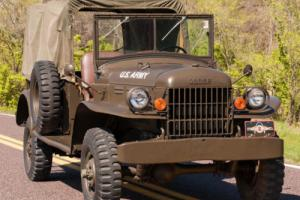 1968 Other Makes Power Wagon Troop Hauler