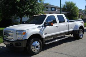 2015 Ford F-450 King Ranch Lariat