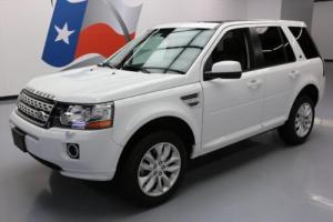 2015 Land Rover LR2 AWD PANO SUNROOF NAVIGATION