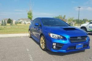 2015 Subaru WRX WRX STI Launch Edition