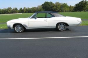 1967 Buick Gran Sport Skylark