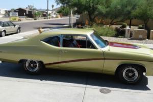 1969 Buick Skylark GS California