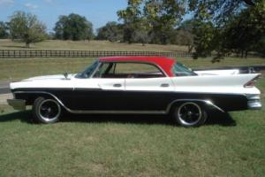 1961 DeSoto Adventurer four dr. hdtop