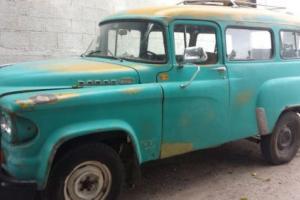 1964 Dodge Power Wagon D100