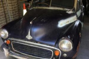 Morris Minor 4 Door Series 2