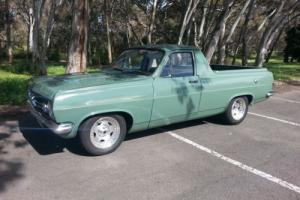 HR HOLDEN UTE Photo