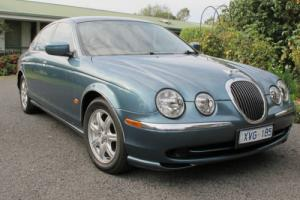 Jaguar S-Type 2001 4Door Sedan Photo