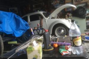 Volkswagon beetle oval Sedan