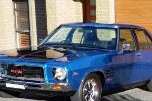 1974 HQ GTS Monaro 350 Photo