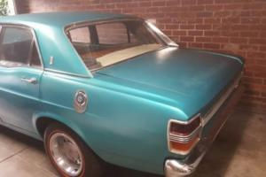 1971 XY Fairmont. Y Code V8