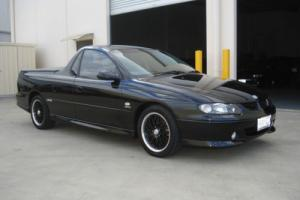 COMMODORE VU SS SERIES 2 UTE 5.7LT V8, 6 Speed Manual, ONLY 138,000Km's