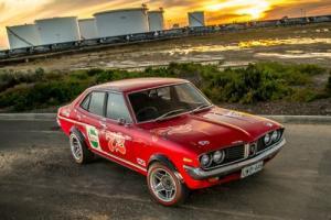 """1972 Mk11 Toyota Corona - 6cyl, Manual MX10 Race car """"Death Wish"""" - Datsun,Rotor"""