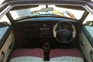 2001 Rover Mini Cooper, Black, Electric Canvas Top, MPI performance motor