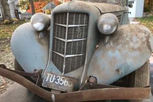 1935 Auburn 851 Sedan 851