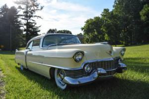 1954 Cadillac DeVille Coupe deVille