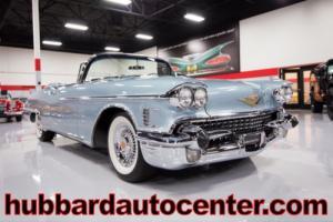 1958 Cadillac Eldorado 1 of only 815 Produced, Over $158,000 In Restorati