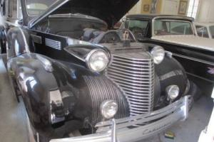1940 Cadillac Other Series 75 Open Chauffeur Compartment Towncar Body