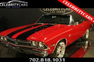 1968 Chevrolet Chevelle 502 V8 4 speed Custom