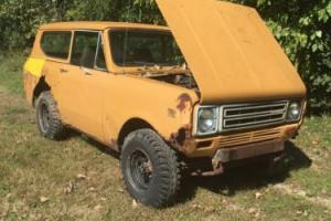 1978 International Harvester Scout Photo