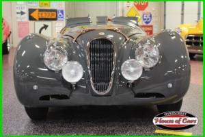 1949 Jaguar XK