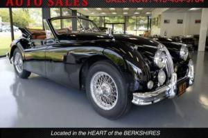 1957 Jaguar XK XK140 Photo