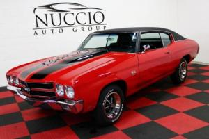 1970 Chevrolet Chevelle SS 396 Coupe Photo