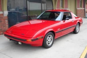 1981 Mazda RX-7 S