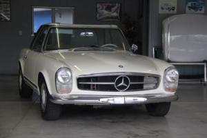 1967 Mercedes-Benz SL-Class Roadster