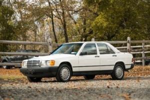 1985 Mercedes-Benz 190-Series