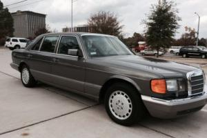 1986 Mercedes-Benz 300-Series 300SDL