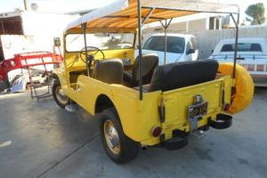 1965 Jeep CJ cj6